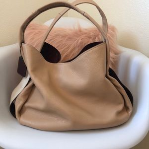 Genuine Coach Bandit Hobo bag